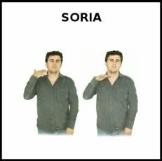 SORIA - Signo