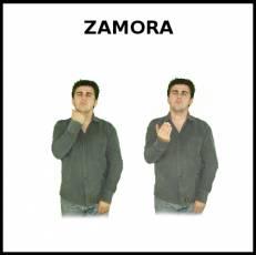 ZAMORA - Signo