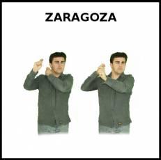 ZARAGOZA - Signo