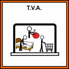 T.V.A. (Transición a la Vida Adulta) - Pictograma (color)