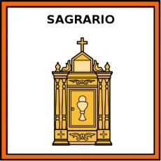 SAGRARIO - Pictograma (color)