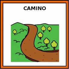 CAMINO - Pictograma (color)
