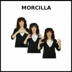 MORCILLA - Signo