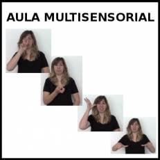 AULA MULTISENSORIAL - Signo