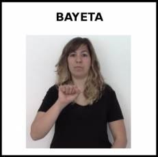 BAYETA - Signo
