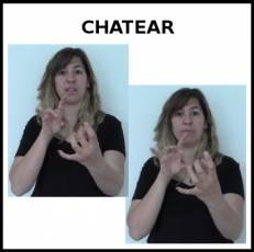 CHATEAR - Signo