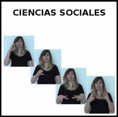 CIENCIAS SOCIALES - Signo