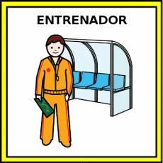 ENTRENADOR - Pictograma (color)