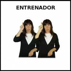 ENTRENADOR - Signo