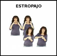 ESTROPAJO - Signo