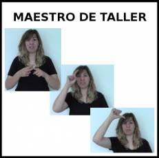MAESTRO DE TALLER - Signo