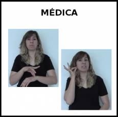MÉDICA - Signo