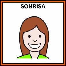 SONRISA - Pictograma (color)
