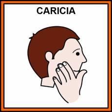 CARICIA - Pictograma (color)