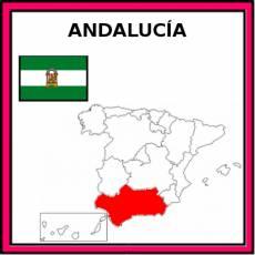 ANDALUCÍA - Pictograma (color)