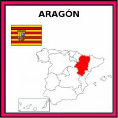 ARAGÓN - Pictograma (color)