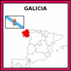 GALICIA - Pictograma (color)
