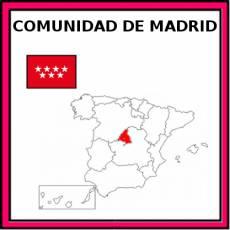 MADRID (COMUNIDAD) - Pictograma (color)