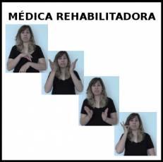 MÉDICA REHABILITADORA - Signo