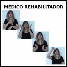 MÉDICO REHABILITADOR - Signo