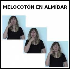MELOCOTÓN EN ALMÍBAR - Signo