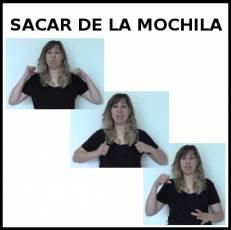 SACAR DE LA MOCHILA - Signo