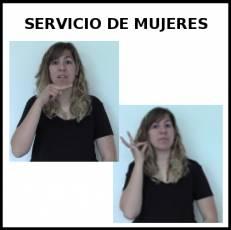 SERVICIO DE MUJERES - Signo
