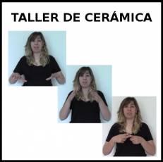 TALLER DE CERÁMICA - Signo