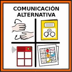 COMUNICACIÓN ALTERNATIVA - Pictograma (color)