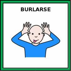 BURLARSE - Pictograma (color)