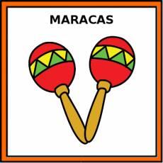 MARACAS - Pictograma (color)
