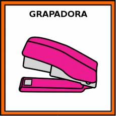 GRAPADORA - Pictograma (color)