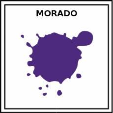 MORADO - Pictograma (color)