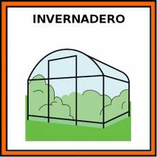 INVERNADERO - Pictograma (color)