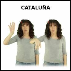 CATALUÑA - Signo