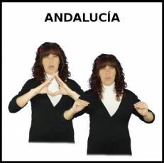 ANDALUCÍA - Signo