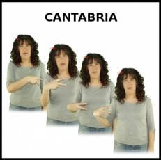 CANTABRIA (COMUNIDAD) - Signo