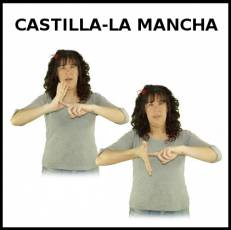 CASTILLA-LA MANCHA - Signo
