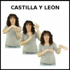 CASTILLA Y LEÓN - Signo