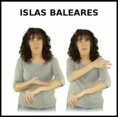 ISLAS BALEARES - Signo