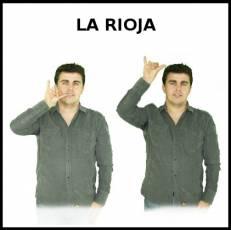 LA RIOJA (COMUNIDAD) - Signo