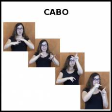 CABO (GEOGRÁFICO) - Signo