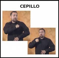 CEPILLO (DE MANO) - Signo