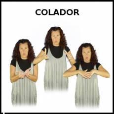 COLADOR - Signo