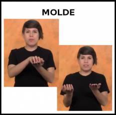 MOLDE (MAGDALENA) - Signo