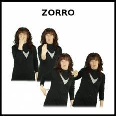 ZORRO - Signo