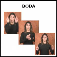 BODA - Signo