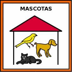 MASCOTAS - Pictograma (color)