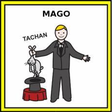 MAGO - Pictograma (color)