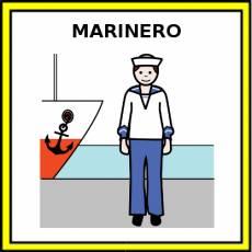 MARINERO - Pictograma (color)